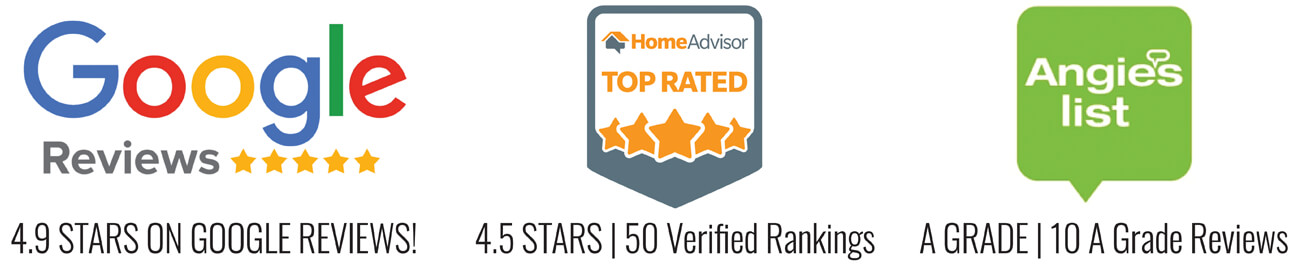 Five star reviews and top rated Heating & Cooling company